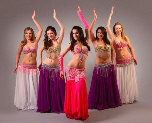 Belly Dancing Has Spread Widely From Egypt To Western Countries