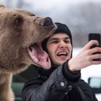 selfie-with-bear-very-danger