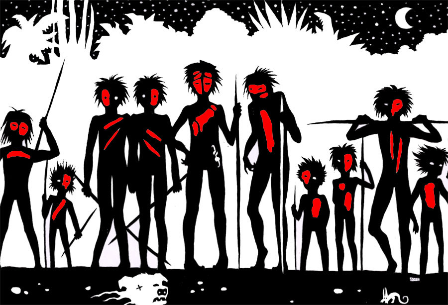 Lord Of The Flies An Enduring Influence Youth Culture Media